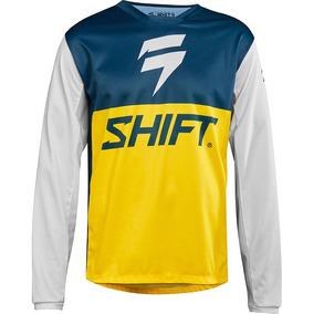 Jersey Shift Whit3 Label Paulin Le