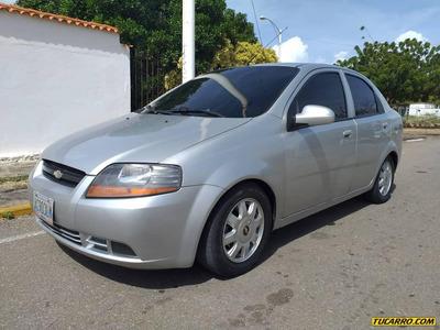 Chevrolet Aveo 4p Sincronico