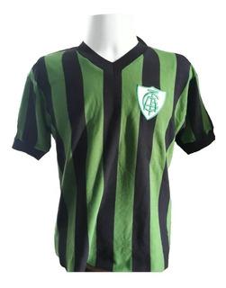 Camisa Retrô América Mg Década 70
