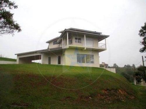 Chácara Residencial À Venda Em Condomínio Fechado, Santa Inês, Mairiporã - Ch0497. - Ch0497