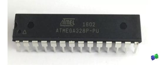 14pçs - Atmega328p-pu Arduino Dip-28 - Com Nf-e