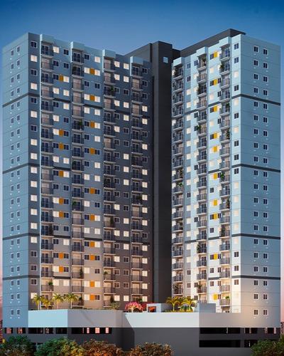 Imagem 1 de 15 de Apartamento Residencial Para Venda, Vila Inglesa, São Paulo - Ap9311. - Ap9311-inc