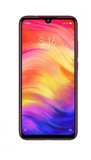 Xiaomi Redmi Note 7 (48 Mpx) Dual SIM 64 GB Nebula red 6 GB RAM