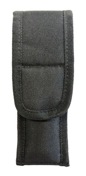 Porta Linterna Mini Táctico Negro