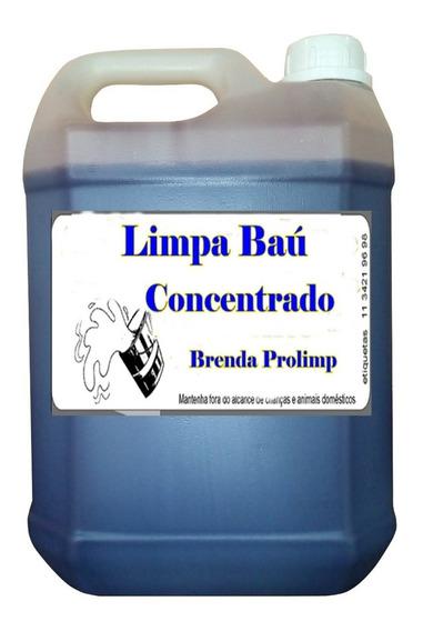 Limpa Baú Carrocerias Faz 200 Litros Materiais De Limpeza