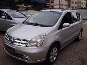 Livina Sl 1.8 Automático - Carro Zero Entrada + 48x 898,00