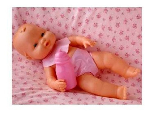 Imagen 1 de 1 de Cariñito Baby Noni Con Mamadera 617