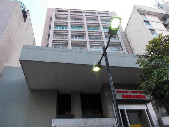 Oficinas En Alquiler Chacao 20-22570 Rah Samanes