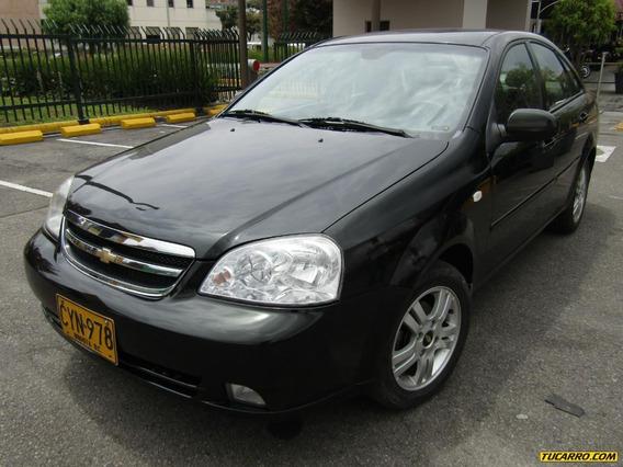 Chevrolet Optra Mt 1600cc Aa