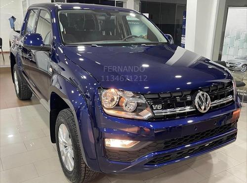 Volkswagen Amarok V6 Comfortline 0km Precio 258cv Autos 2021