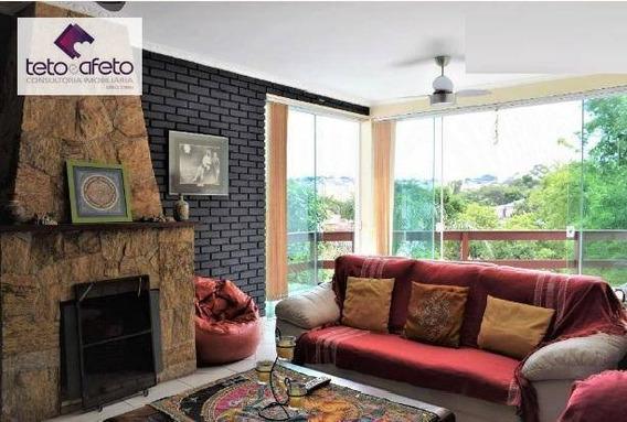 Sobrado Residencial À Venda, Vila Thais, Atibaia. - So0194