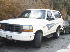 Ford Bronco Flash Xl - Automatico