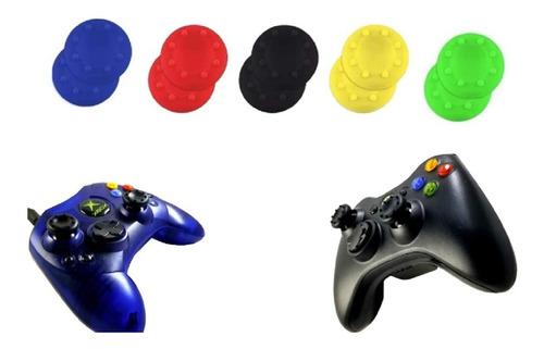 Imagen 1 de 3 de 10 Gomitas Joystick Colores Control Xbox 360