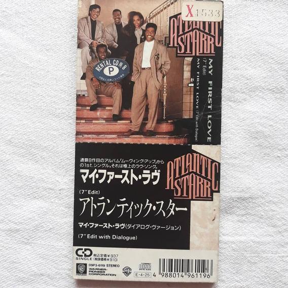 Mini-cd: Atlantic Starr- My First Love