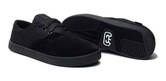 Tênis De Skate Hocks Sonora Black Preto Original