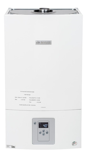 Caldera Bosch Mixta Gaz Wbn 6000-35 Kw Cr