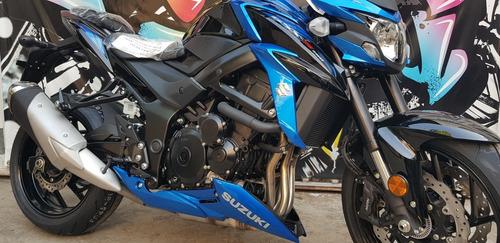 Suzuki 750 Gsx Abs Naked 0km 2020 Azul Negro Ya Local