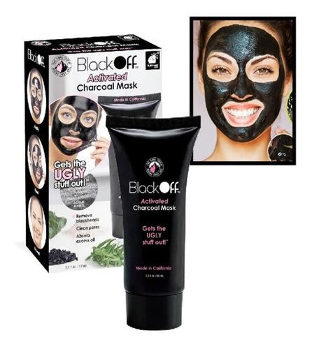 Mascara Punto Negro Mascarilla Negra Para Sacar Puntos Facia