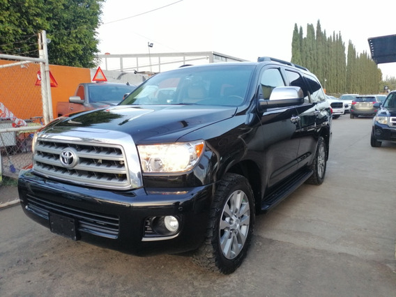 Toyota Sequoia 2015 Limited