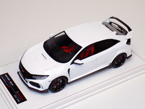 Miniatura Honda Civic Type R 2017 Motorhelix 1/18
