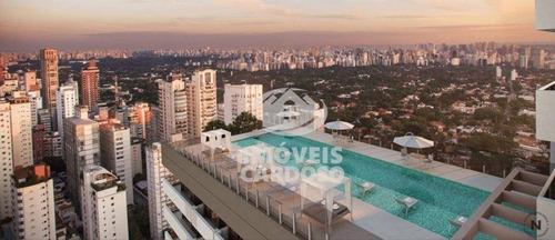 Imagem 1 de 3 de Apartamento Com 2 Dormitórios À Venda, 67 M² Por R$ 1.130.000,00 - Pinheiros - São Paulo/sp - Ap17553