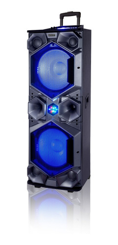 Parlante Torre Panacom Bluetooth