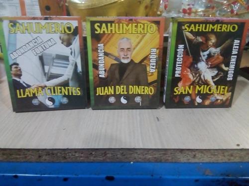 Sahumerio Prende Fácil De Palo Santo E Incienso X12 Unidades