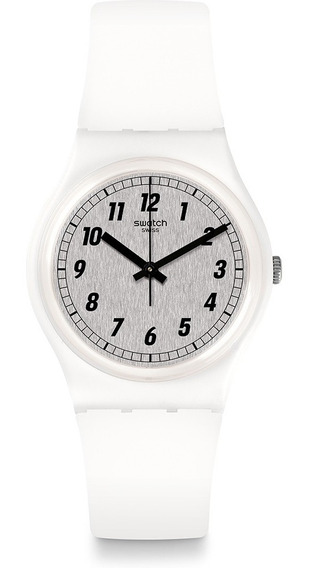 Relógio Swatch Something White - Gw194