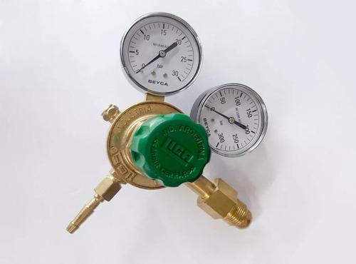 Regulador Baja Presion A Piston P/ Nitrogeno Liga Valr 012