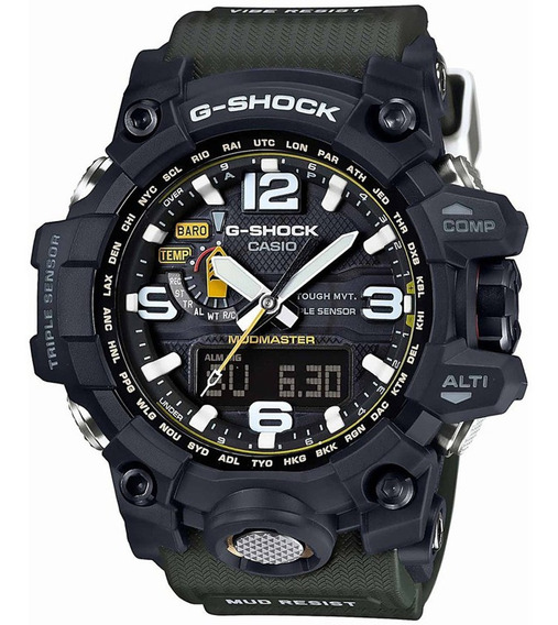 Reloj Casio G Shock Gwg-1000-1a3 E-watch