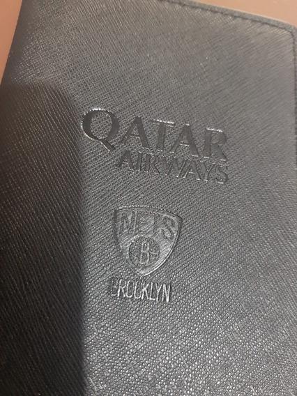 Porta Pasaporte Con Protección Rfid