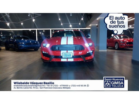 Ford Mustang Shelby Gt500 Coupé 2018 Seminuevos