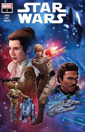 Star Wars #1 (2020) Marvel