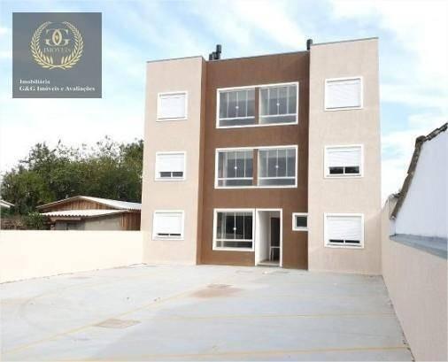Apartamento Com 1 Dormitório À Venda, 47 M² Por R$ 139.000,00 - Passo Do Feijó - Alvorada/rs - Ap0101