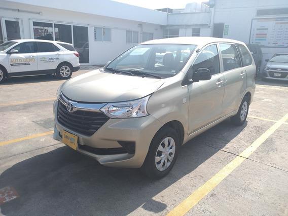 Toyota Avanza Premier 4at