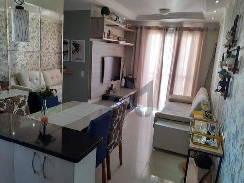Imagem 1 de 30 de Apartamento Com 2 Dormitórios À Venda, 50 M² Por R$ 313.000,00 Av. Águia De Haia - Ap0191