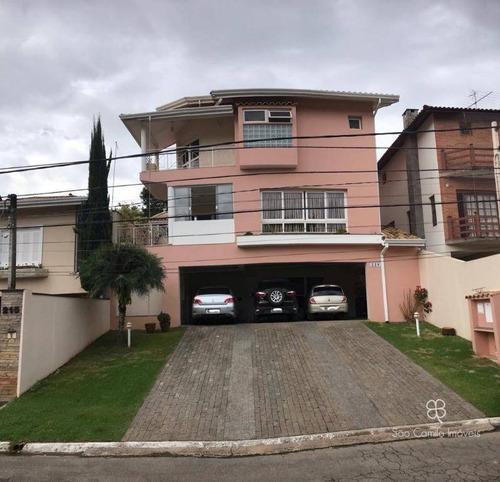 Casa Com 3 Dormitórios À Venda, 335 M² Por R$ 1.700.000,00 - Granja Viana - Cotia/sp - Ca1646