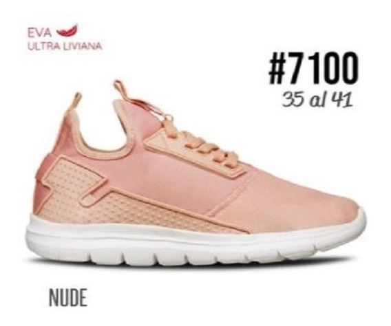 Prowess #7100 - Zapatilla Nude 35/38