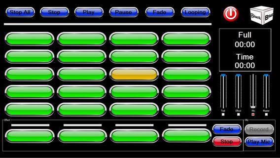 Blackbox Trail 1.0 Player De Musica E Efeitos Original