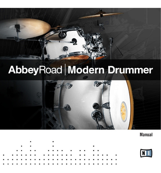 Abbey Road Modern Drummer   Librería De Batería   Pc / Mac