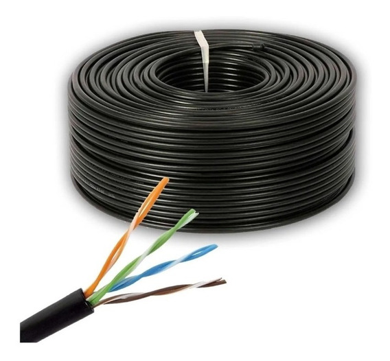Cable Utp Lan 5ext700 Pronext P- Exterior 100 Mts