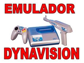 Emulador Dynavision Com 106 Jogos