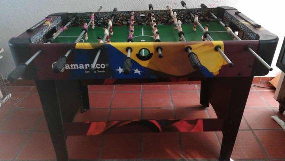 Mesa De Futbolito Tamanaco (edición Especial)