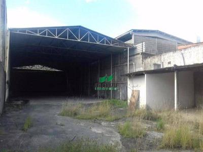 Galpão Industrial À Venda, Granjas Rurais Presidente Vargas, Salvador - Ga0021. - Ga0021