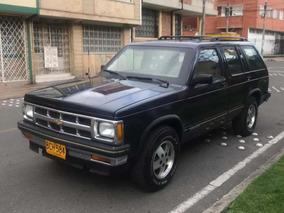 Chevrolet Blazer Blindada Nivel 2 Original Gasolina