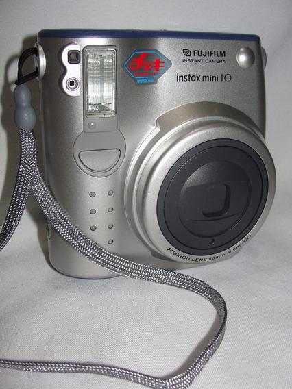 Camera Fuj Ifilm Instax Mini 10 ***usada Perfeita***