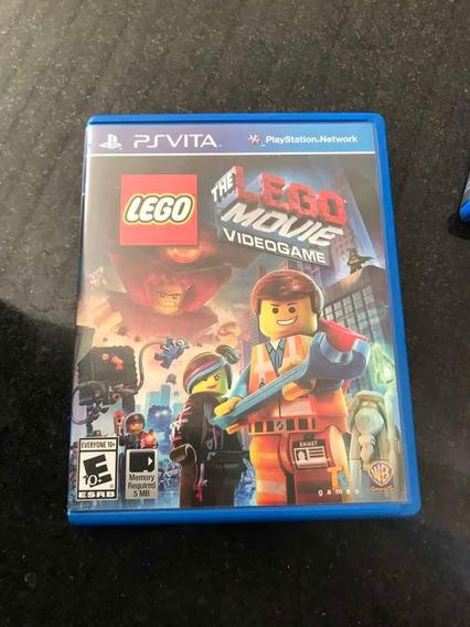 Lego Movie Seminovo Em Mídia Física Para Ps Vita Psvita