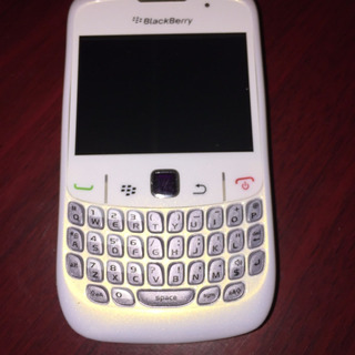 Blackberry Curve 9300 Blanco