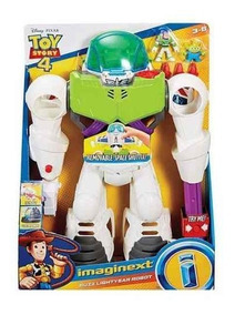 Robô Buzz Toy Story Lightyear Imaginext - Mattel Gbg65