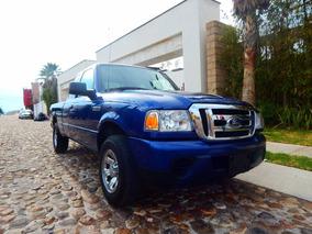 Ford Ranger Xlt Azúl King Cab Americana Recién Emplacada